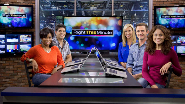 """RightThisMinute"""