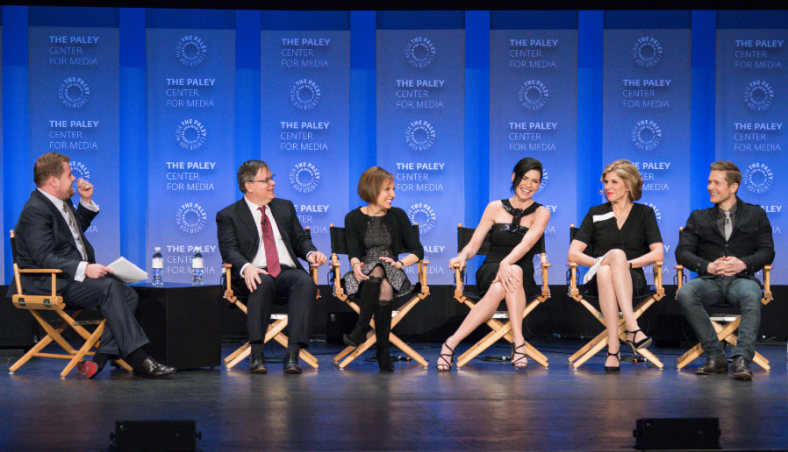 """""""The Good Wife"""" ( © Rob Latour for Paley Center )"""