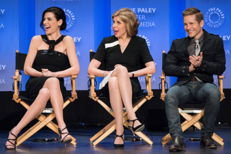 """The Good Wife"" ( © Rob Latour for Paley Center )"