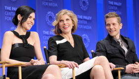 """The Good Wife"" ( © Michael Bulbenko for Paley Center )"