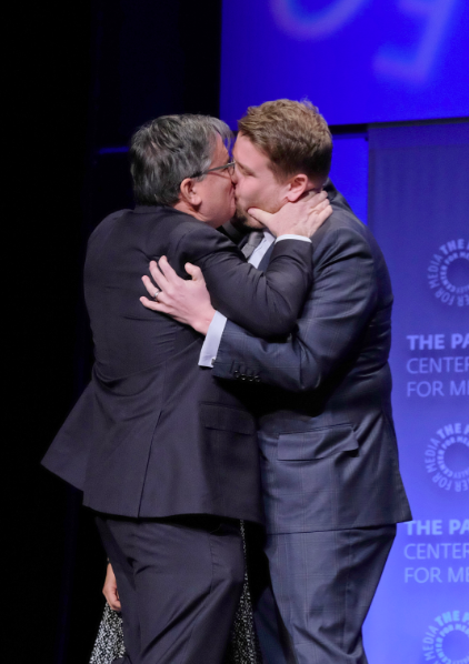 """""""The Good Wife"""" ( © Michael Bulbenko for Paley Center )"""
