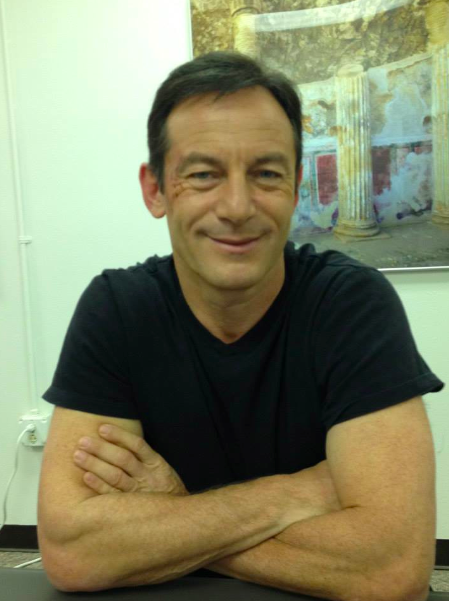 Jason Isaacs (photo credit: Tiffany Vogt)