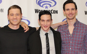Ben Mckenzie, Robin Lord Taylor, Cory Michael Smith (photo credit: Jennifer Schadel)