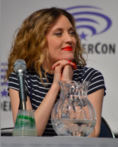 Evelyne Brochu (photo credit: Genevieve Collins)