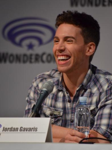 Jordan Gavaris (photo credit: Genevieve Collins)