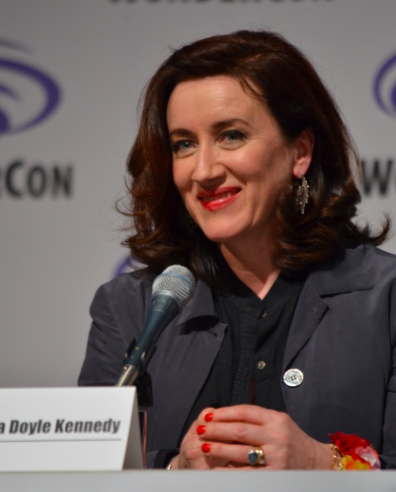 Maria Doyle Kennedy (photo credit: Genevieve Collins)
