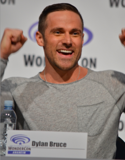 Dylan Bruce (photo credit: Genevieve Collins)