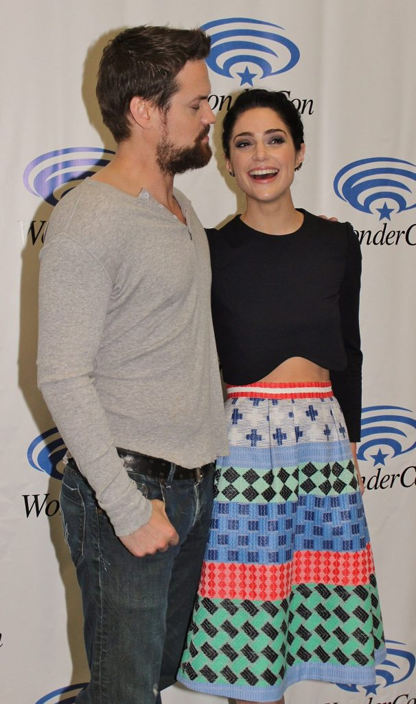 Shane West and Janet Montgomery  (photo credit: Jennifer Schadel)