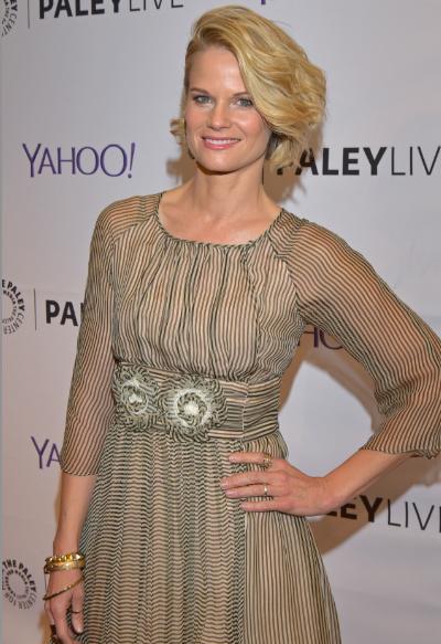 Joelle Carter (© Michael Bulbenko for Paley Center for Media)