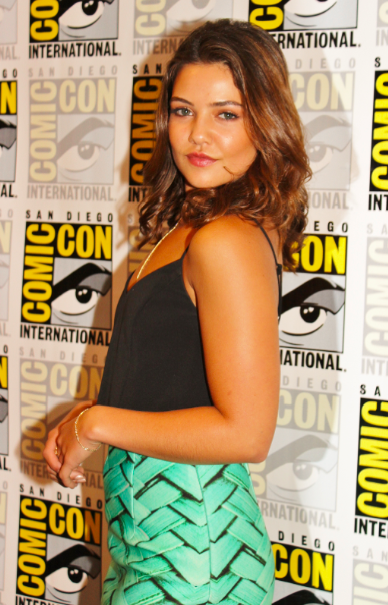 "Danielle Campbell of ""The Originals"" (photo credit: Jennifer Schadel)"