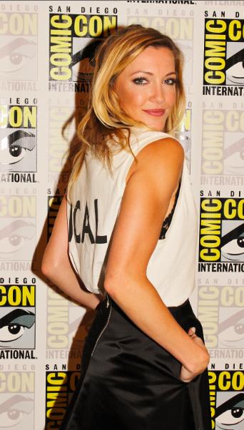 "Katie Cassidy of ""Arrow"" (photo credit: Jennifer Schadel)"