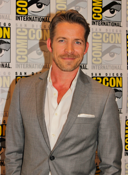"""Sean Maguire of """"Once Upon A Time"""" (photo credit: Jennifer Schadel)"""