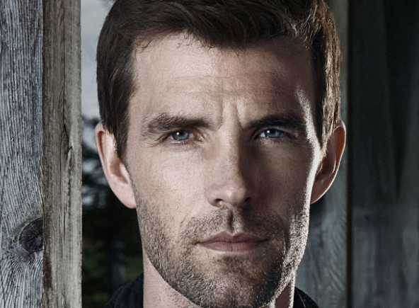 """Lucas Bryant in """"Haven"""""""